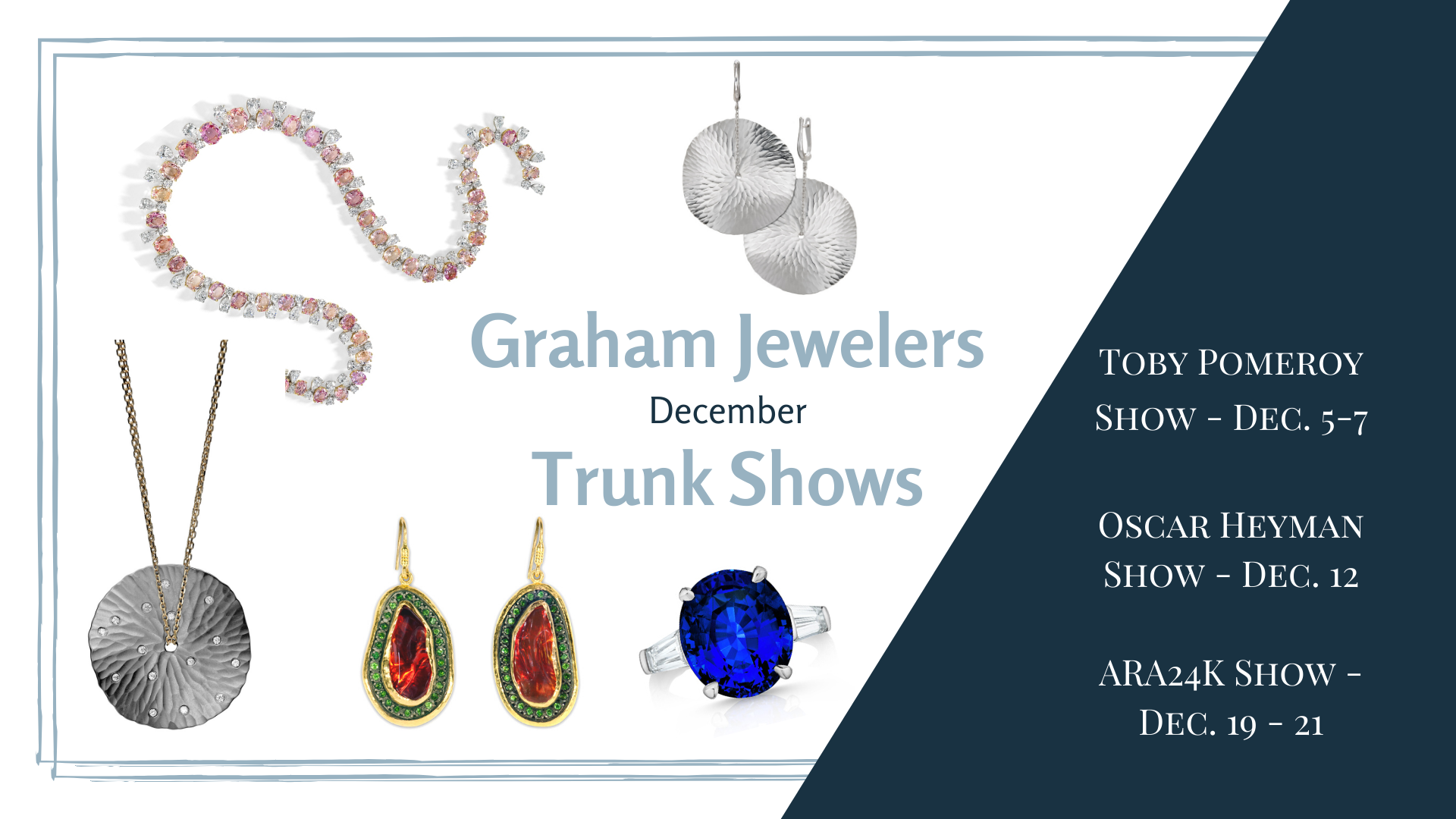 Your Widget Header Text Goes Here This banner image is 1600 x 600 pixels on desktop Graham Jewelers Wayzata, MN